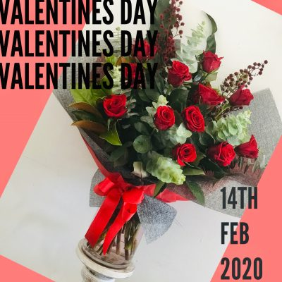 VALENTINES DAY FLOWERS 2020